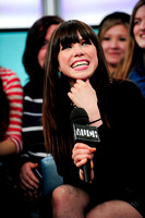 Carly Rae Jepsen on NEW.MUSIC.LIVE