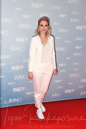 JUNO AWARDS 2015 - Arrivals
