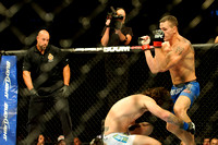 UFC 152 - Noke Stops Brenneman in 45 seconds