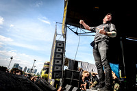 Suicide Silence Performs in Toronto