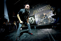 Killswitch Engage Performs in Toronto