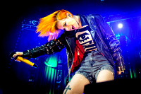 PARAMORE Performs in Toronto