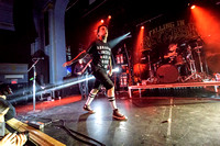 'Falling In Reverse' Performs in Toronto