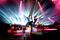 Train Performs in Toronto