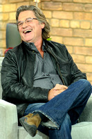 Kurt Russell at Marilyn Denis Show in Toronto