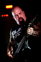 Slayer Performs in Toronto