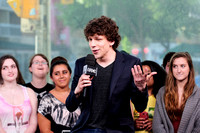 Jesse Eisenberg on NML