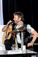 Paul Rodgers interview and performance at CMW