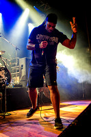 Sepultura live in Toronto