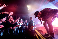 'In Flames' Performs in Toronto