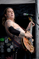 HIGH ON FIRE, LIVE, 2017 PHOTOCREDIT:  IGOR VIDYASHEV/ATLASICONS