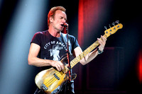 STING Performs in Toronto