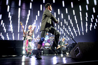 Red Hot Chili Peppers Perform in Hamilton