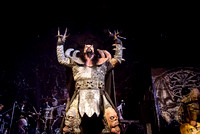LORDI Performs in Toronto