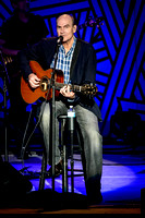 James Taylor Performs in Toronto