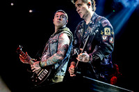 Avenged Sevenfold Performs in Toronto