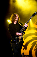 Soundgarden Performs at Big Music Fest