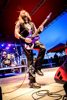 LILLIAN AXE AT MONSTERS OF ROCK 2015