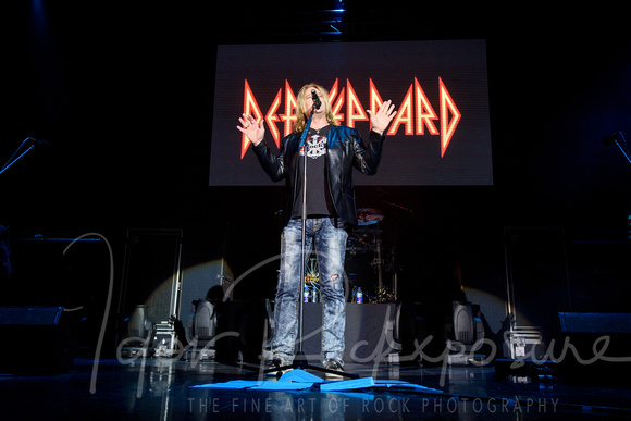 ROCKXPOSURE - The Fine Art of Rock Photography: DEF LEPPARD &emdash; Def Leppard on board of Def Leppard Cruise Jan 2016