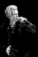 Billy Idol Performs in Toronto