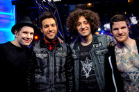 'Fall Out Boy' Perform at 'Live At Much'